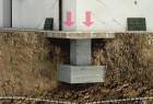 Fallos en cimentación (Arquitectura y empresa)